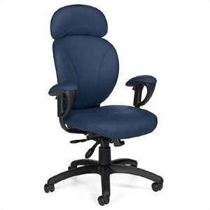 Office 2050 1 Azeo High Back Synchro Tilter Chair