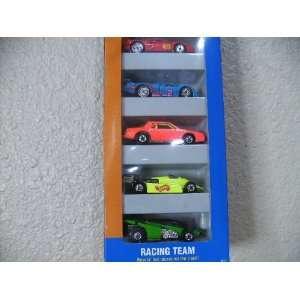 Hot Wheels Racing Team Gift Pack 1991