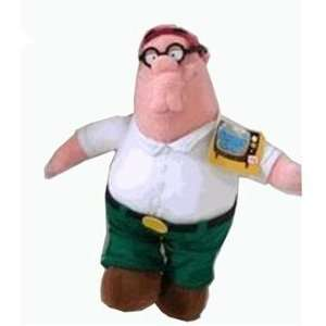 Family Guy TV Series Stuffed Animal: Peter Griffin 6in: Toys & Games