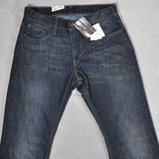 LEVIS URBAN OUTFITTERS 514 Mens Slim Straight Jeans Vintage DE 30x30