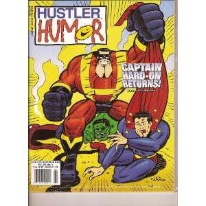Hustler Humor (Hustler Comix Presents: Volume 28 # 2