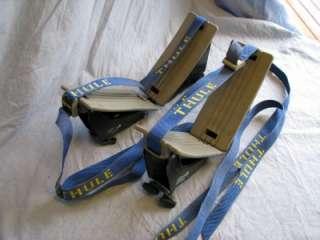 Thule Kayak Roof Rack Saddles W/Straps & Mounting Hardware
