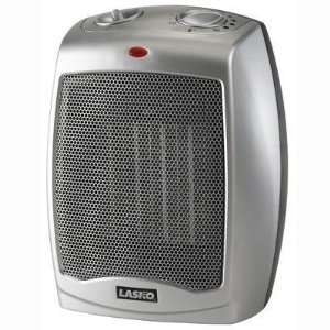 New Lasko Products Ceramic Heater With Adjustable Thermostat Automatic