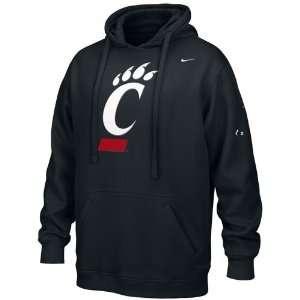 Bearcats Black Flea Flicker Hoody Sweatshirt
