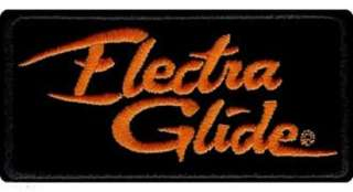harley davidson electra glide p atch