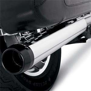 Rinehart Racing Complete True Dual Exhaust System For Harley Davidson