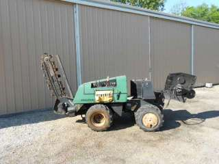 Ditch Witch 410SX Trencher Cable Vibratory Plow Trench Machine Vermeer