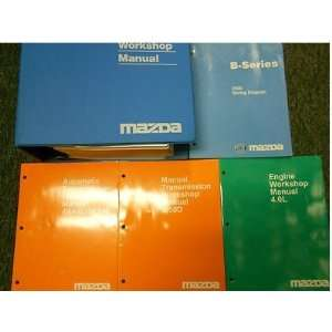 SET FACTORY OEM BOOKS (Service Manual, the Electrical Wiring Diagram