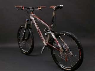 Trek Remedy 9.9 19.5 Carbon Full Suspension Mountain Bike 6 TRAVEL