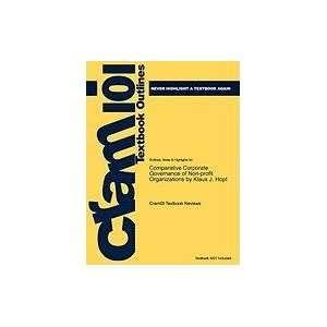 Corporate Governance of Non profit Organizations by Klaus J