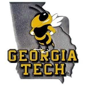 Georgia Tech Yellow Jackets NCAA Trailer Hitch Cover