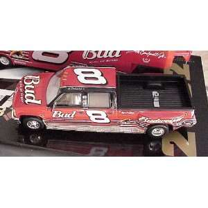 2002 Dale Earnhardt Jr. #8 Budweiser Crew Cab & 5th Wheel Show