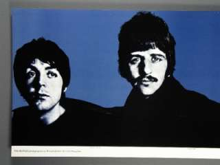 Richard Avedon, Beatles, John Lennon, Vintage Poster 67