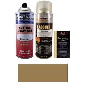 12.5 Oz. Dark Chestnut Metallic Spray Can Paint Kit for
