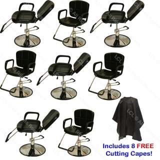Barber Salon Money $$aving 8 Chair Package