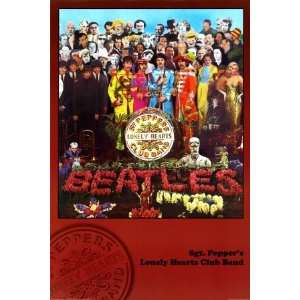 Beatles Sgt.Peppers Lonely Hearts Club