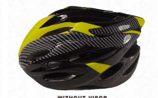 BICYCLE HERO BIKE HELMET CYCLING INLINE SCATE Yellow LC