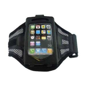 3G 3GS NEW SPORT ARM BAND CASE COVER GREY  Players & Accessories