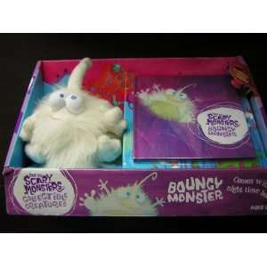(Not So) Scary Monsters Collectible Creatures Bobba Bouncy Monster