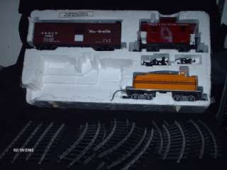 BACHMANN DENVER & RIO GRANDE WESTERN G? SCALE TRAIN COAL CABOOSE CARS