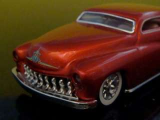 George Barris 49 Merc Lead Sled 1/64 Scale Limited Edition 5 Detailed