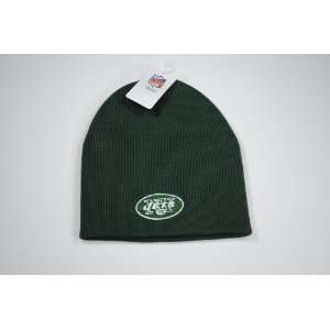 New York Jets Green Knit Beanie Cap Winter Hat Everything