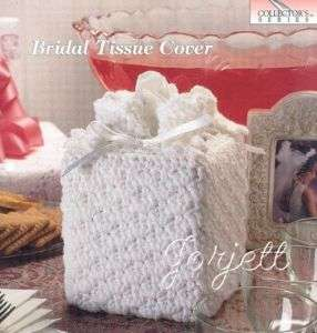 Free Crochet Pattern For Sofa Tissue Box Cover : Kleenex Tissue Box Cover Crochet Pastel Pink White New