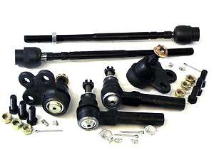 8L INNER OUTER TIE ROD ENDS RIGHT LEFT BALL JOINTS PONTIAC GRAND