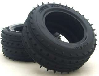 FRONT TIRE Stadium Blitzer Beetle Thunder Dyna Blaster TR 15T RC