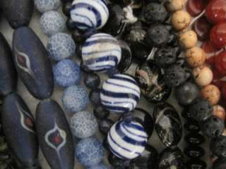 Beads Beads Natural Stone Glass Jewelry Designers Beaders Crafts