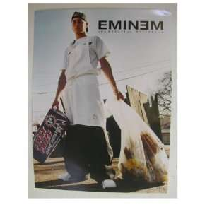 Eminem Poster Marshall Mathers