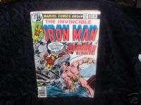 1979 Marvel Comic   The Invincible Iron Man Vol 1 # 124