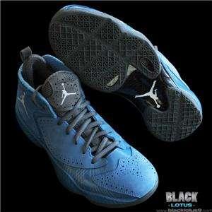 USED RARE Nike Air Jordan 2012 Deluxe North Carolina XI Concord Dragon
