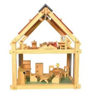 The Toybox Collection Doll House Toys & Games
