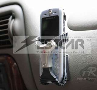 Style Car Interior Mobile Phone PDA Stand Holder Hot Sell Black