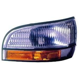 91 96 Buick Park Avenue Signal Marker Light ~ Right (Passenger Side