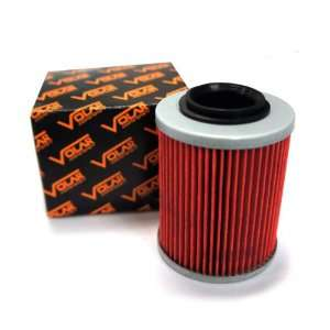 2012 CAN AM OUTLANDER 1000 1000 Oil Filter: Automotive