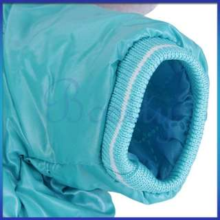 Pet Dog Hoodie Winter Warm Puffy Coat Jacket Clothes S