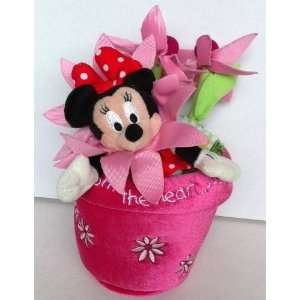 From the Heart Disney Minnie Mouse Plush Doll Toy Toys & Games