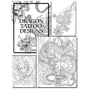 Dragon Tattoo Designs: Everything Else