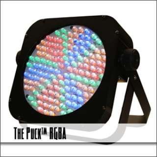 Blizzard Lighting The Puck RGBA LED Flat PAR Can