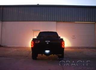 07 08 Dodge RAM Tail Light hid led HALO KIT Demon Eyes