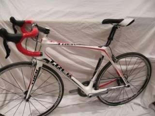 2010 Trek Madone 5.1 Ultegra 6700 Bontrager Race Wheels 56cm