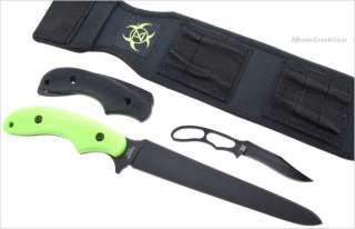 Killer Death Dagger Combat/Fighting Knife + Bonus Knife MOLLE