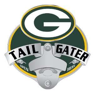 BSS   Green Bay Packers NFL Tailgater Hitch Cover