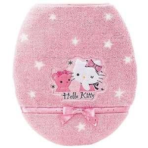Hello Kitty Toilet Bowl Cover Toys & Games