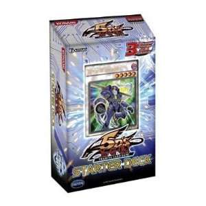 Deck English Junk Warrior Synchro Monster Deck [Toy] Toys & Games