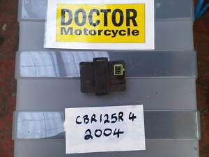 HONDA CBR125 CBR 125 ECU CDI BRAIN BLACK BOX