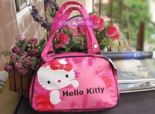 Hello kitty shoulder HandBag satchel bag Pink KT HB29P