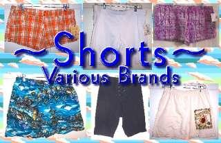Summer Shorts & Dress Shorts Various Brands Sizes XS XL